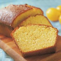 Lemon Curd Loaf Tin Cake